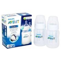 Philips Avent Botol Susu Classic Plus 260ml (isi 2)