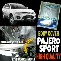 Body Cover PAJERO SPORT Sarung Penutup Bodi Selimut Mobil Pajero Sport
