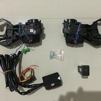 ORIGINAL auto retract retrack spion innova inova reborn perbiji satuan