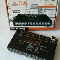 Pre Amp Parametrik ADS A-772 Equalizer Audio