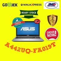 Asus A442UQ-FA019T - 14 Inch/ i7-7500U/ 8GB/ 1TB/ Win 10/ STAR GREY