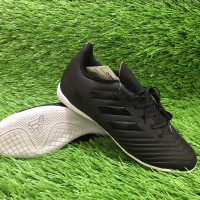 Sepatu Futsal Replika Import Adidas  Predator Tango 18.4 Black/White