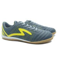 sepatu futsal Specs Horus IN Dark Charcoal-Yellow