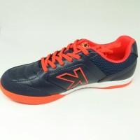 Sepatu futsal Kelme original Land Precision navy red new 2018