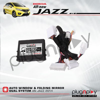 Modul Spion Retract Dan Auto 7 Window PNP Honda All New Jazz GK5 2014+