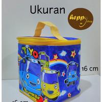 Tas Kubus Kotak Goodie Bag Souvenir Ulang Tahun (Ultah) Murah