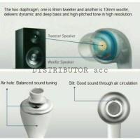 HEADSET EARPHONE HANDSFREE VOL SAMSUNG S5 s4 s6 s7 GRAND ORIGINAL 100%