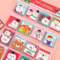 KARTU UCAPAN thanks you card christmas 3d natal tahun baru santa