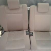 Jok mobil Avanza 2016 Belakang copotan