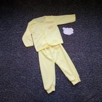 SPY26 Setelan Baju Panjang Bayi Polos Newborn 0-3 bln Arimbi