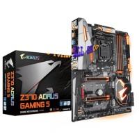Gigabyte GA-Z370 AORUS Gaming 5 Socket 1151 Coffe lake MOTHERBOARD Mur