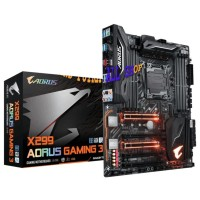 Gigabyte GA-X299-AORUS Gaming 3 Intel socket 2066 Murah!