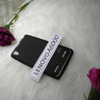 CASE LENOVO A6000 SILICONE BASEUS BACK CASING BACK COVER