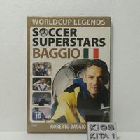 VCD Roberto Baggio Original - biography sepak bola biografi