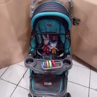 kereta dorongan bayi/baby stroller pliko 268 grande 4 in one