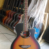 Gitar Akustik Yamaha APX 500 II Double run