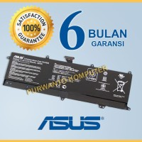 Original Baterai Asus Eee PC X201 X201E X202 X202E C21-X202 Tanam
