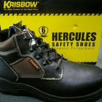 sepatu krisbow / sepatu safety Hercules 6