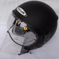 Terbaru Helm Half Paling Top Helm Zeus Z 210 Open face half face type