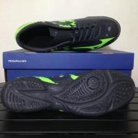 Promo Sepatu Futsal Mizuno Ryuou In Black Green P1Gf179037 Original