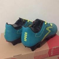 Pengiriman Tercepat Sepatu Bola Specs Quark Fg Tosca Solar Slime
