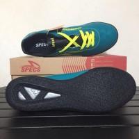 Dapatkan Segera Sepatu Futsal Specs Quark In Tosca Solar Slime 400758