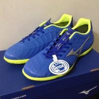 Jual Cepat Sepatu Futsal Mizuno Rebula V3 In Strong Blue P1Gf188509