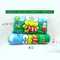 Bantal guling Keroppi premium