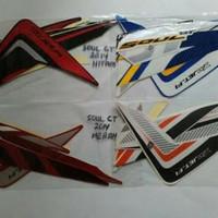 Mio Soul GT FI 2014 Motor Stiker / Lis / Striping / Stripping