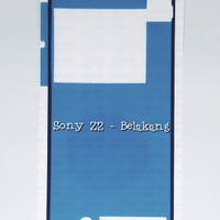 Lem Adhesive Backdoor Sony Xperia Z2 Big - Double Tape Back Cover Door