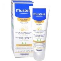 MUSTELA NOURISHING CREAM WITH COLD CREAM 40ML ( FACE CREAM )