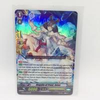 Vanguard Card Single Regelia of Frost, Jotun  (RR) GBT-14