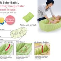 Richell Soft Baby Bath L / babybather