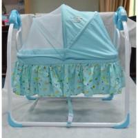 Babyelle Automatic Cradle Swing /ayunan bayi tempat tidur bayi nyaman
