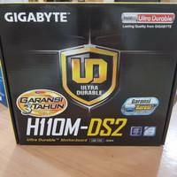 GIGABYTE H110M-DS2 (LGA 1151, intel H110, DDR4)