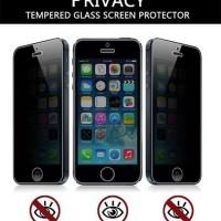 Huawei Nova 2i Tempered Glass Spy Anti Gores Kaca Spy Gelap Hitam