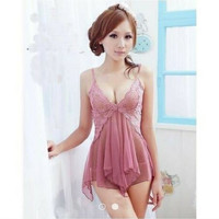 lingerie dress BABYDOLL lace