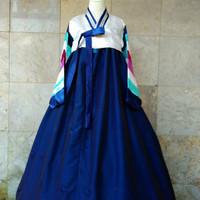 Hanbok baju adat tradisional korea hambok handbok hanbook traditional