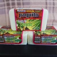 Sabun Sereh PAQUITO citronella soap 150gr