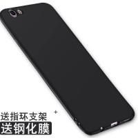 Xiaomi Redmi Note 5 A Black Matte Soft case Back cover slim tipis