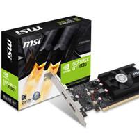 [PROMO] MSI GeForce GT 1030 2GB DDR5 - 2G LP OC