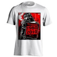 Kaos Band Bad Religion C14 Warna Putih Ukuran S - XXL Baju Distro