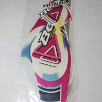 Stiker Bodi & Lis Body & Striping Beat 2010 Putih