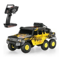 Wltoys crawler king 6WD 18629 rc monster truck off road 1:18