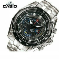 Jam Tangan Pria Merk Cassio Edifice Ef 550 Original Bm