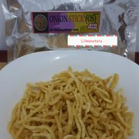 Onion Stick/ Stik bawang bombay /Snack sehat/ Diet Gluten/ Diet casein