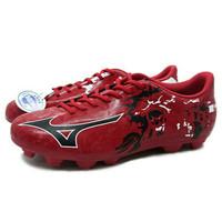 Sepatu Bola Mizuno Ryuou MD (Chinese Red/Black/White)