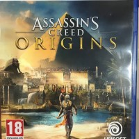 Assassin's Creed Origins Game Ps 4