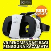 Virtual Reality Glasses Fiit VR 2S   Cardboard Google Box Asli
