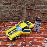 Transformers Movie Series Deluxe Class Action Figure Autobot BUMBLEBEE